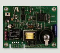 UNIVERSAL IGNITER BOARD WITH FAN CONTROL (part # 500-00021-05)